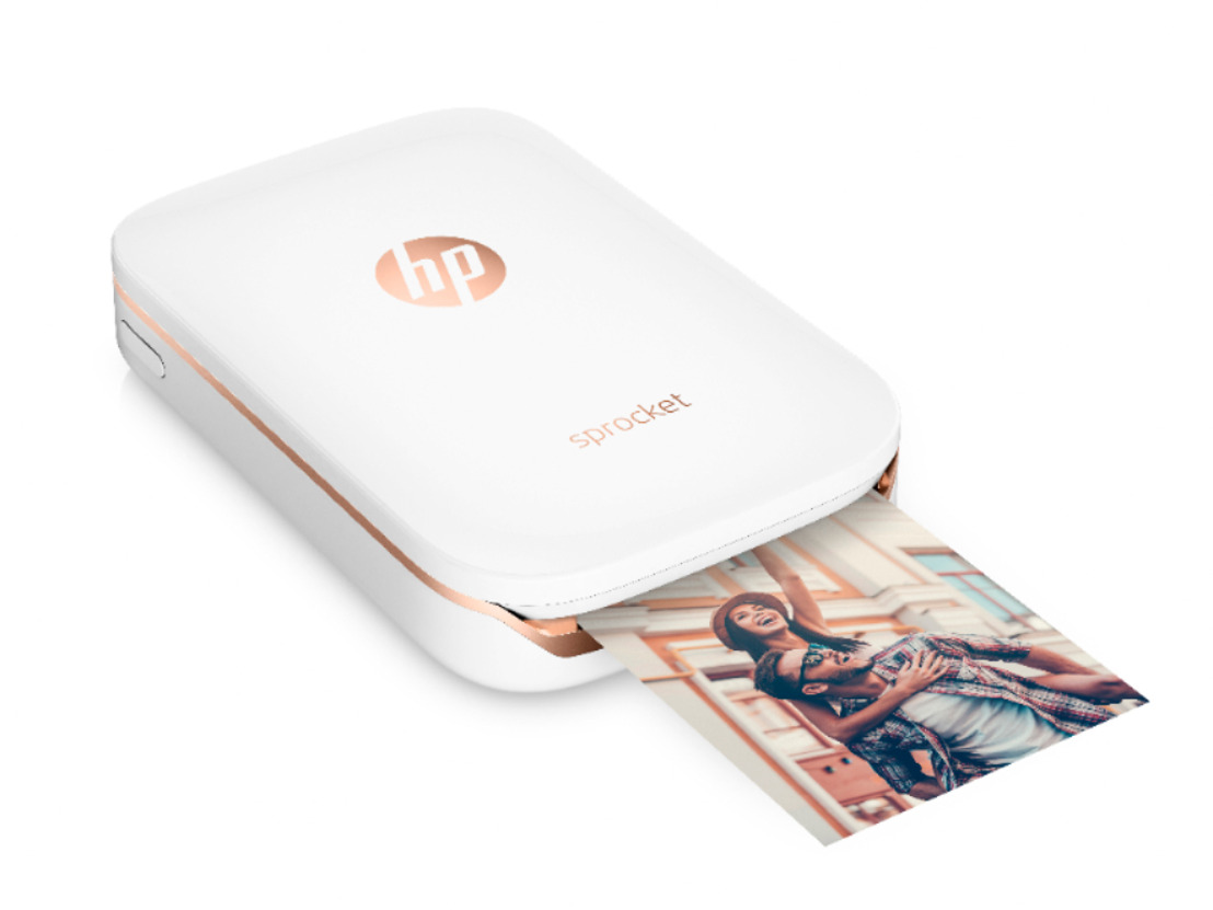 Print je foto's on the go met de nieuwe HP Sprocket