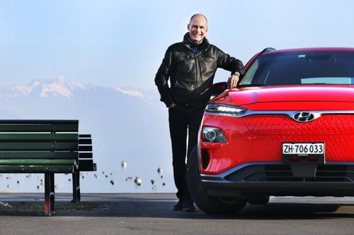 Hyundai kündigt europaweite Partnerschaft mit Bertrand Piccard an
