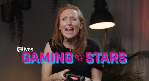 6 BV'S spelen de beste games van de afgelopen jaren in GAMING WITH THE STARS