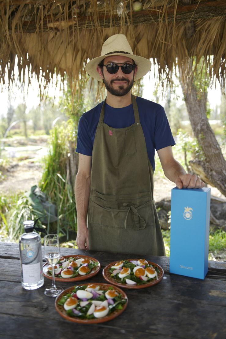 Chef Joaquín Cardoso