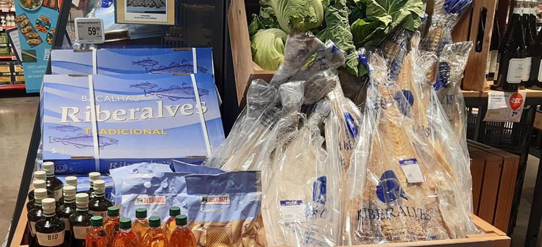 Plus que jamais du côté de la vraie vie du client, Delhaize étend sa gamme de produits portugais