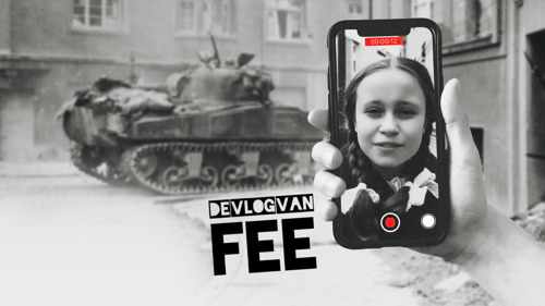 With Fée's Vlog, VRT-channel Ketnet invests in remembrance education for children