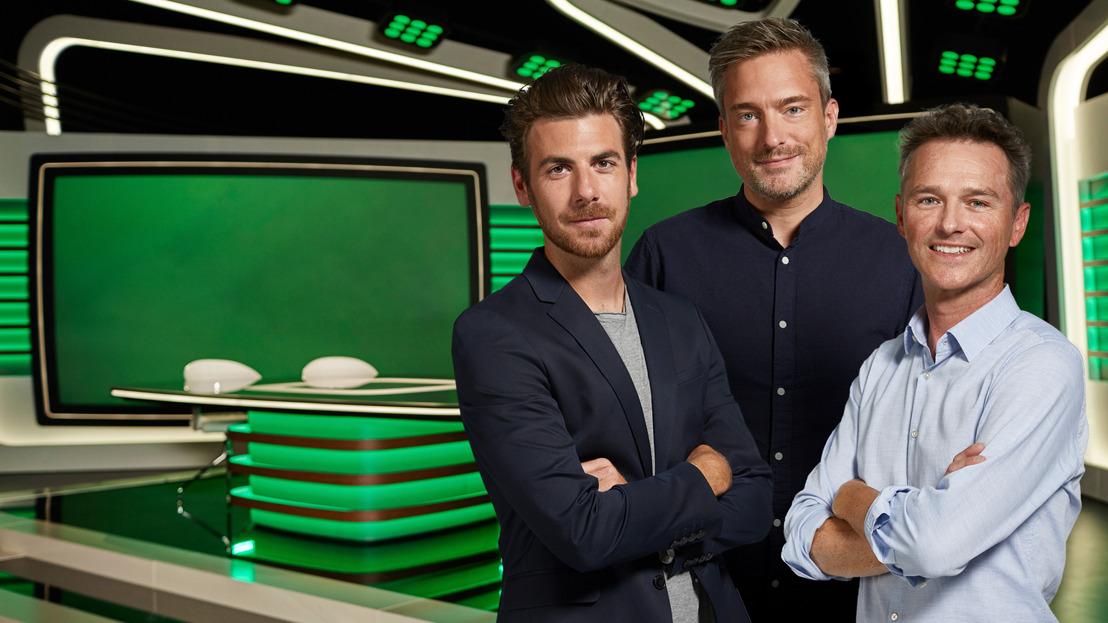 Sports Late Night is terug: vanaf dit weekend opnieuw alle samenvattingen uit de Jupiler Pro League te zien op VIER