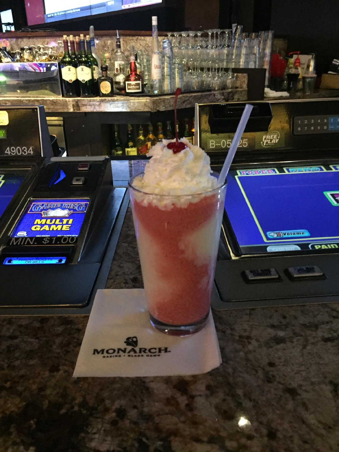 Monarch Casino Black Hawk invites moms and dads to toast Back-To-School time with special Parent's Weekend cocktail