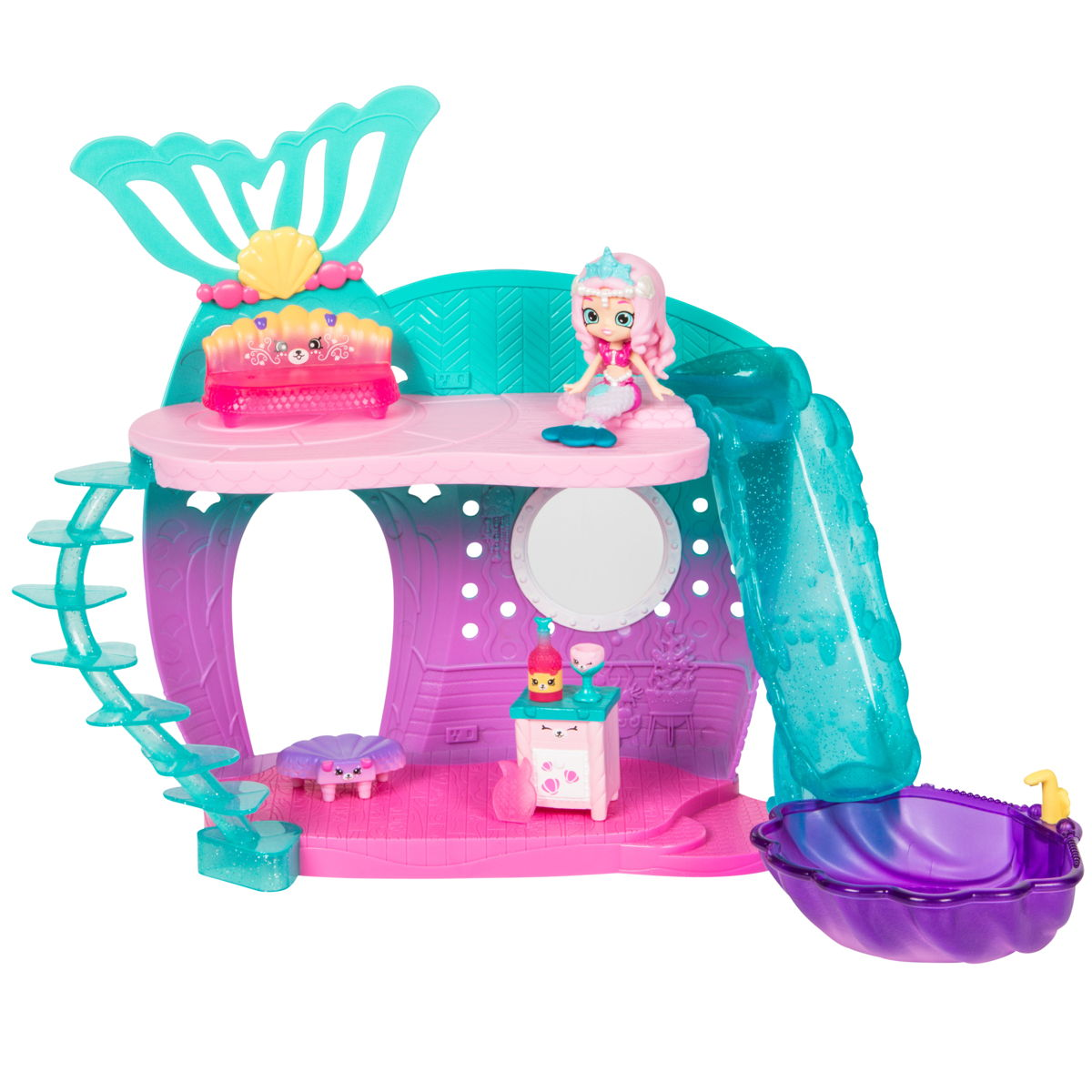 Happy Places playset de Sirenas