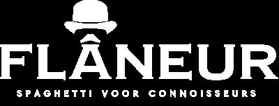 Flâneur perskamer Logo