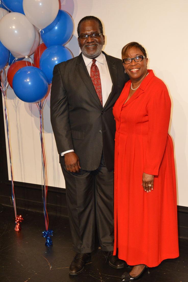 Rev. Gerald L. Britt Jr. & Mrs. Terri Britt