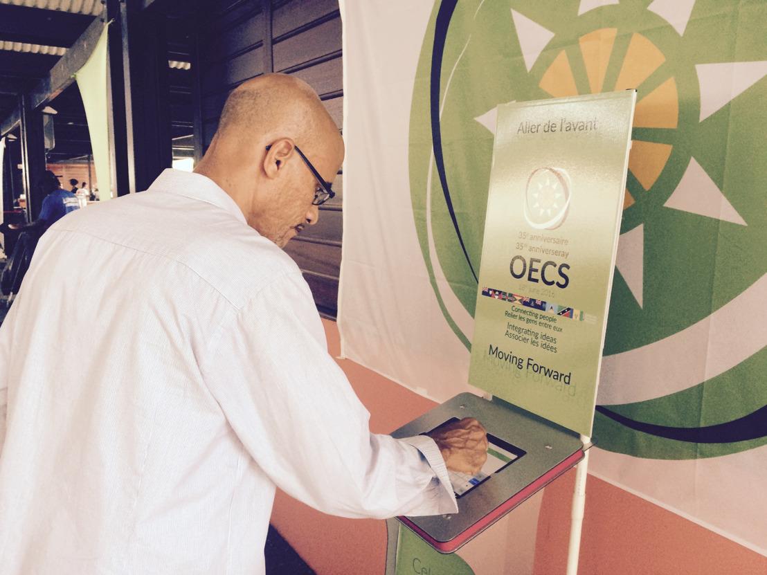 Collectivity of Martinique celebrates the 36th anniversary of the OECS