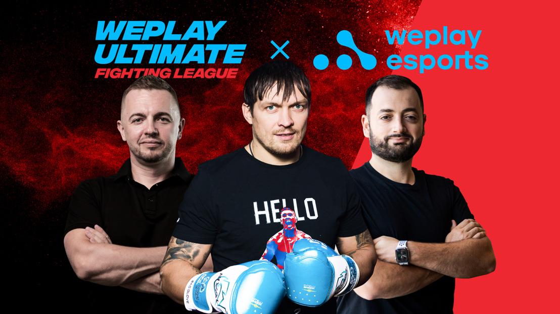 Абсолютный чемпион мира по боксу Александр Усик выходит на файтинг-сцену вместе с WePlay Esports