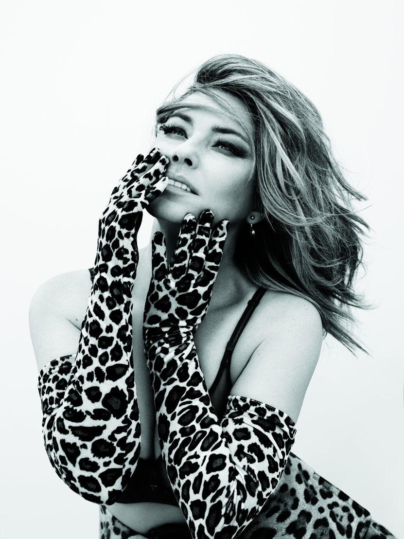 Shania Twain, l'artiste du spectacle de la mi-temps de la Coupe Grey Freedom Mobile