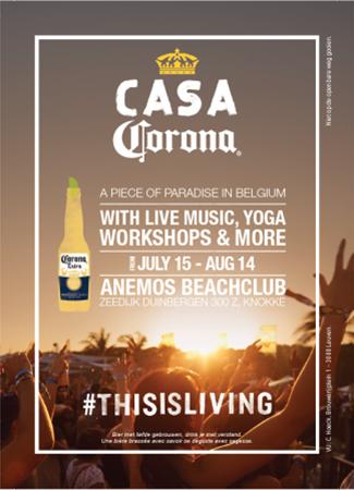 Flyer Casa Corona