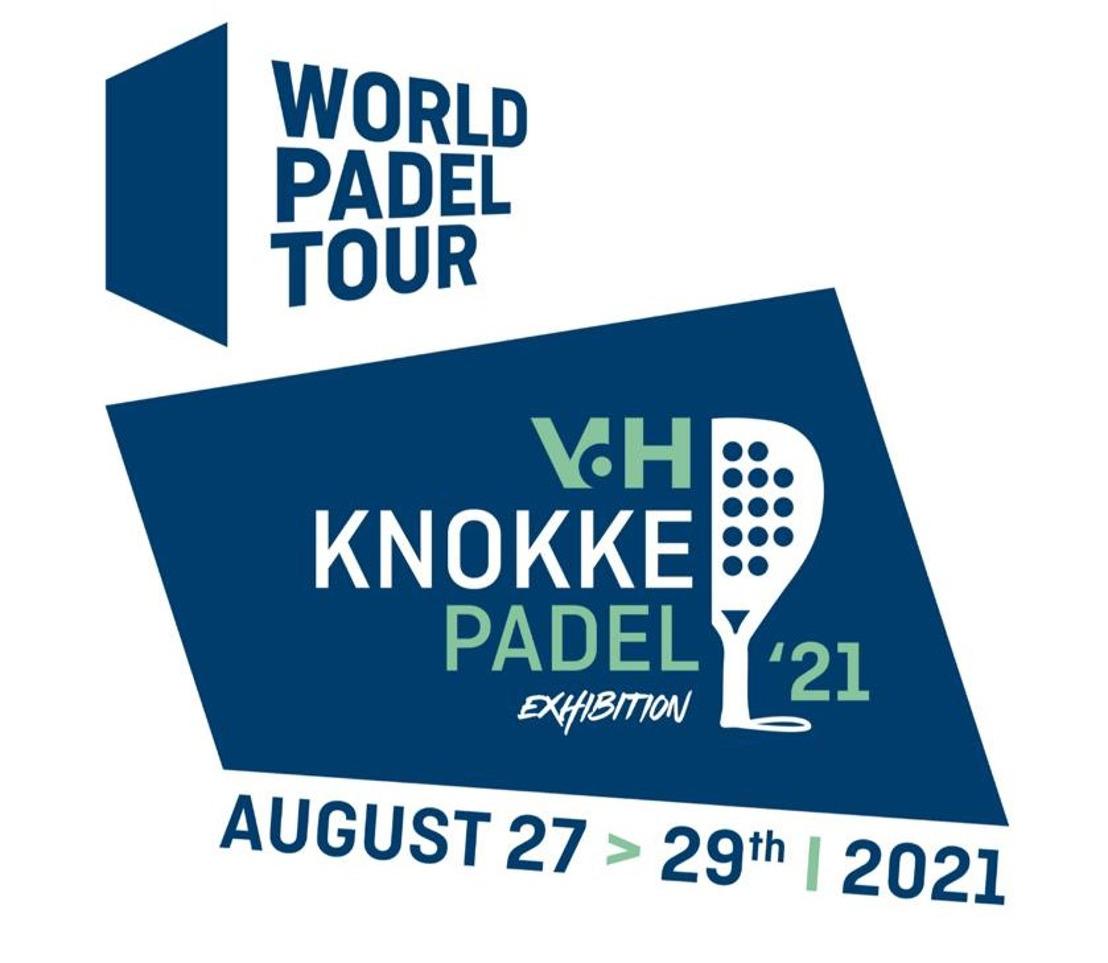 Du 27 au 29 août, Knokke réunira les meilleurs joueurs de padel du monde en exclusivité