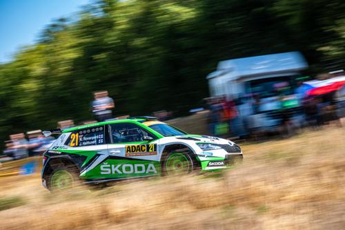 RallyRACC Catalunya: Rovanperä and Kopecký targeting WRC 2 Pro manufacturers' title for ŠKODA