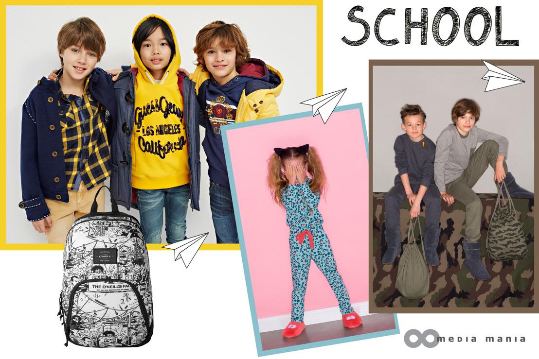 Trends Kids FW18 // Back To School