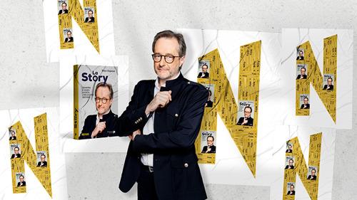 """Nostalgie et Brice Depasse préparent les 20 ans de """"La Story"""" avec un nouvel ouvrage"""