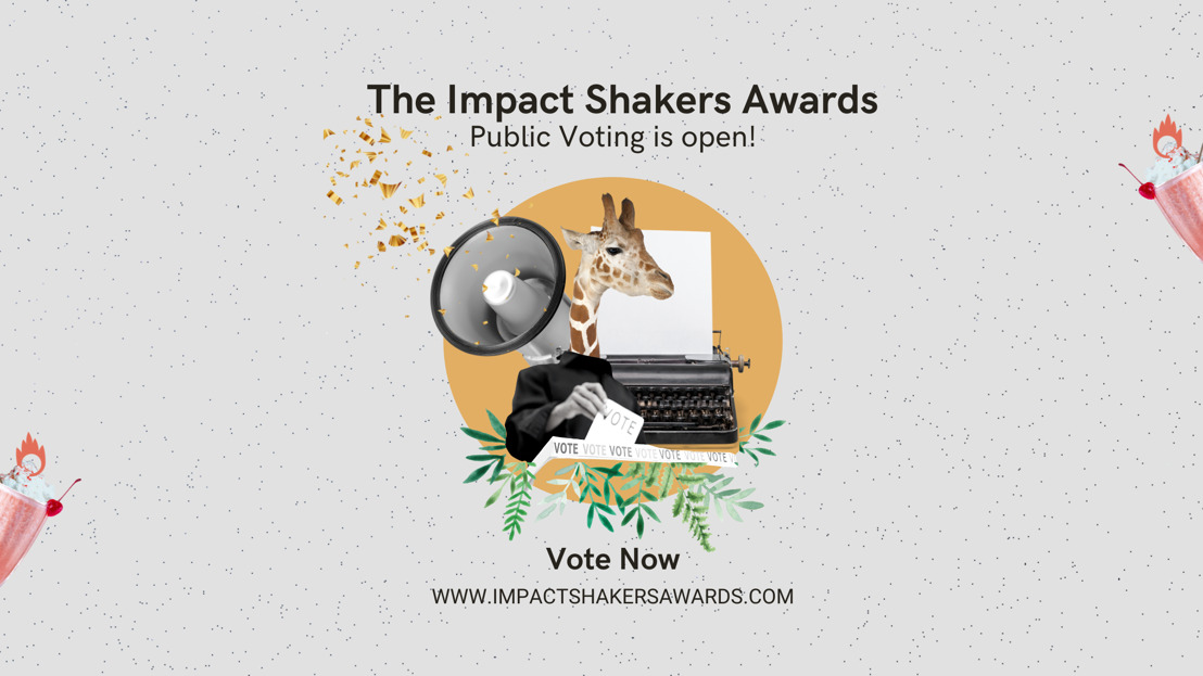 Jeunes entreprises durables et inclusives : le vote du public pour les Impact Shakers Awards a commencé