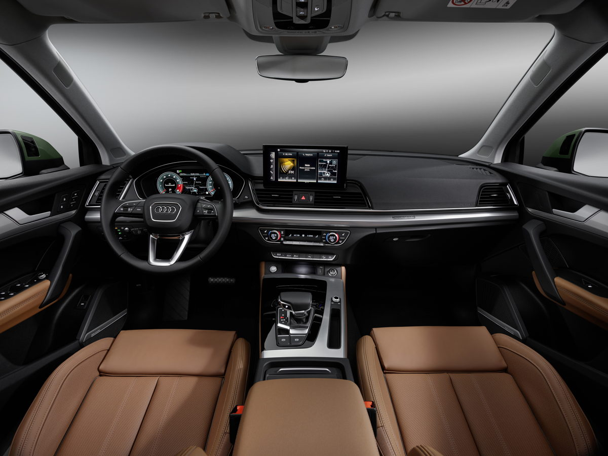 Audi Q5 2021 intérieur