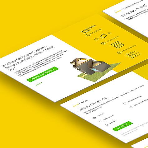 ISOVER lanceert online calculator voor dakisolatie