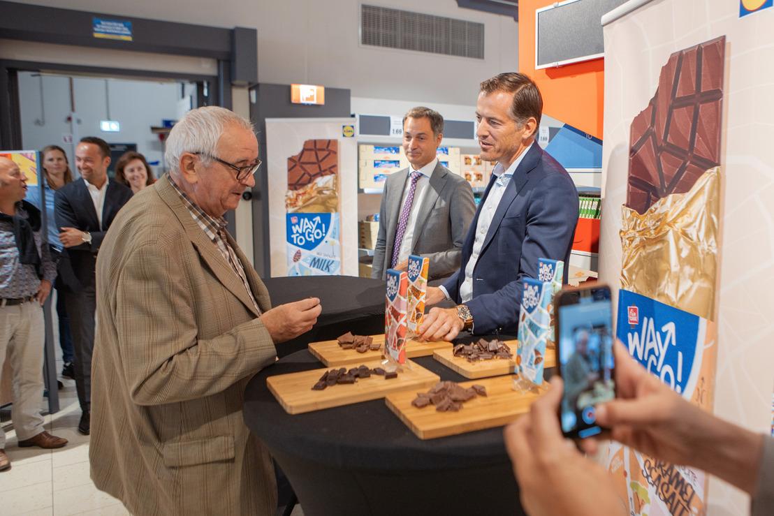 """Primeur: Lidl België lanceert """"supereerlijke"""" chocolade van eigen huismerk"""