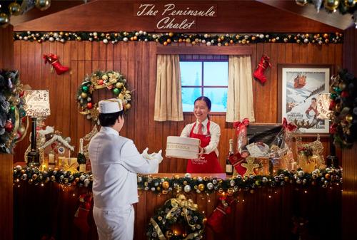 THE PENINSULA HOTELS REVELA SU FANTÁSTICO CALENDARIO DE ACTIVIDADES FESTIVAS DISEÑADAS PARA RECONECTARSE CON LA FAMILIA Y AMIGOS