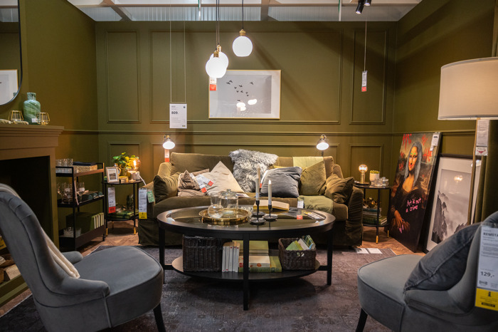 INVITATION PRESSE: 14 septembre 2021 IKEA Arlon inaugure son nouveau showroom