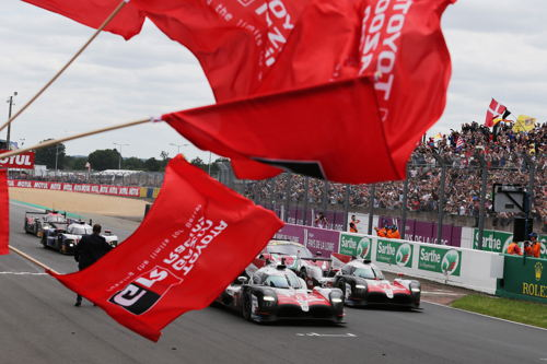 Preview: LE MANS WINNERS TOYOTA GAZOO RACING BACK IN ACTION