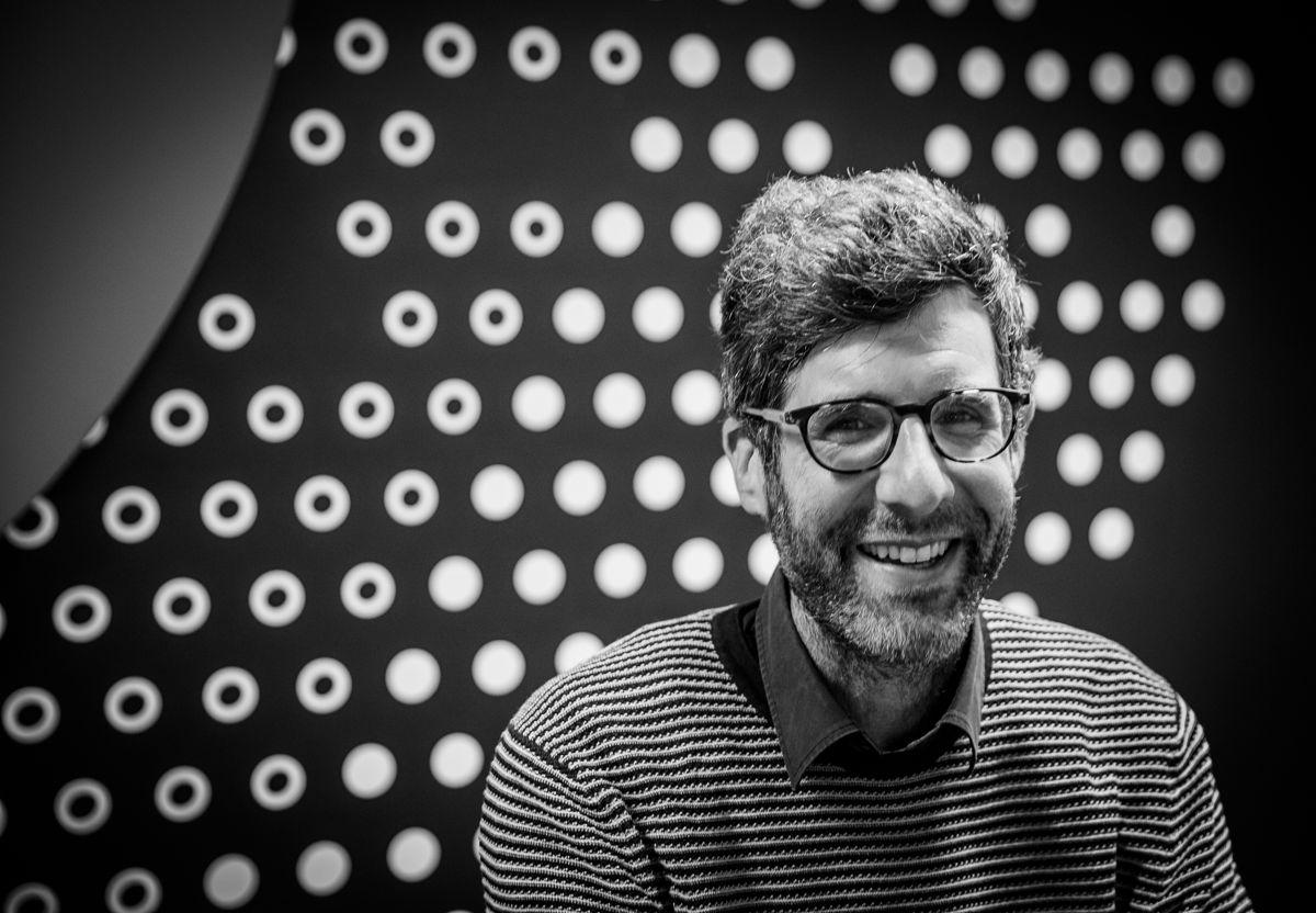 Andreas Stynen © Radio 1