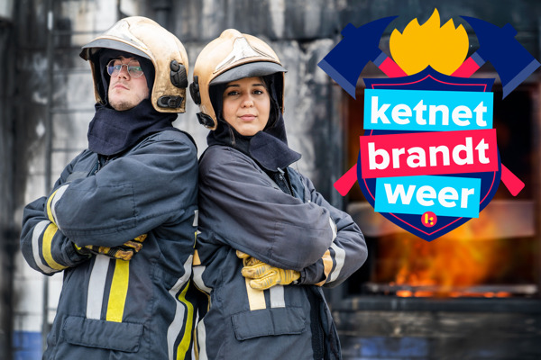 Preview: Ketnet zet zich opnieuw in voor De Warmste Week met Ketnet Brandt Weer