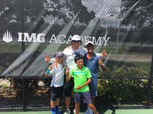 Miami Open Partnership Provides Opportunities for BVI's Aspiring Athletes