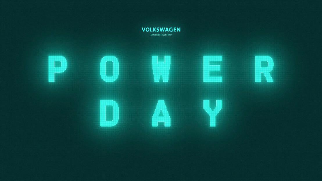 Power Day : Volkswagen présente sa feuille de route technologique à l'horizon 2030 pour les batteries et la recharge
