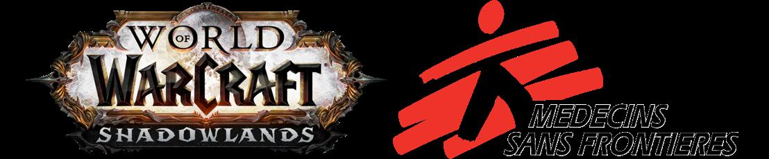 World of Warcraft présente son nouveau programme de mascotte caritative en association avec Médecins Sans Frontières