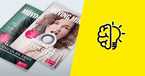 HeadOffice and UCLL define a new approach for the Moving Minds magazine