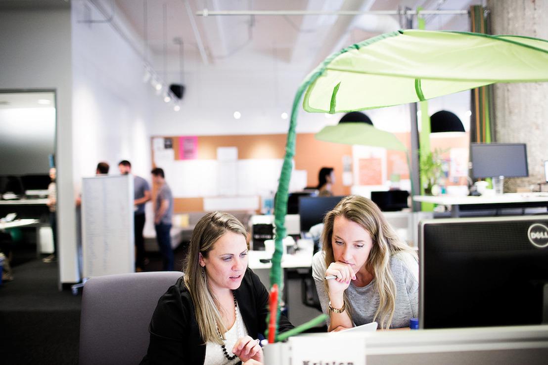 Mujeres, la nueva cara de las empresas exitosas