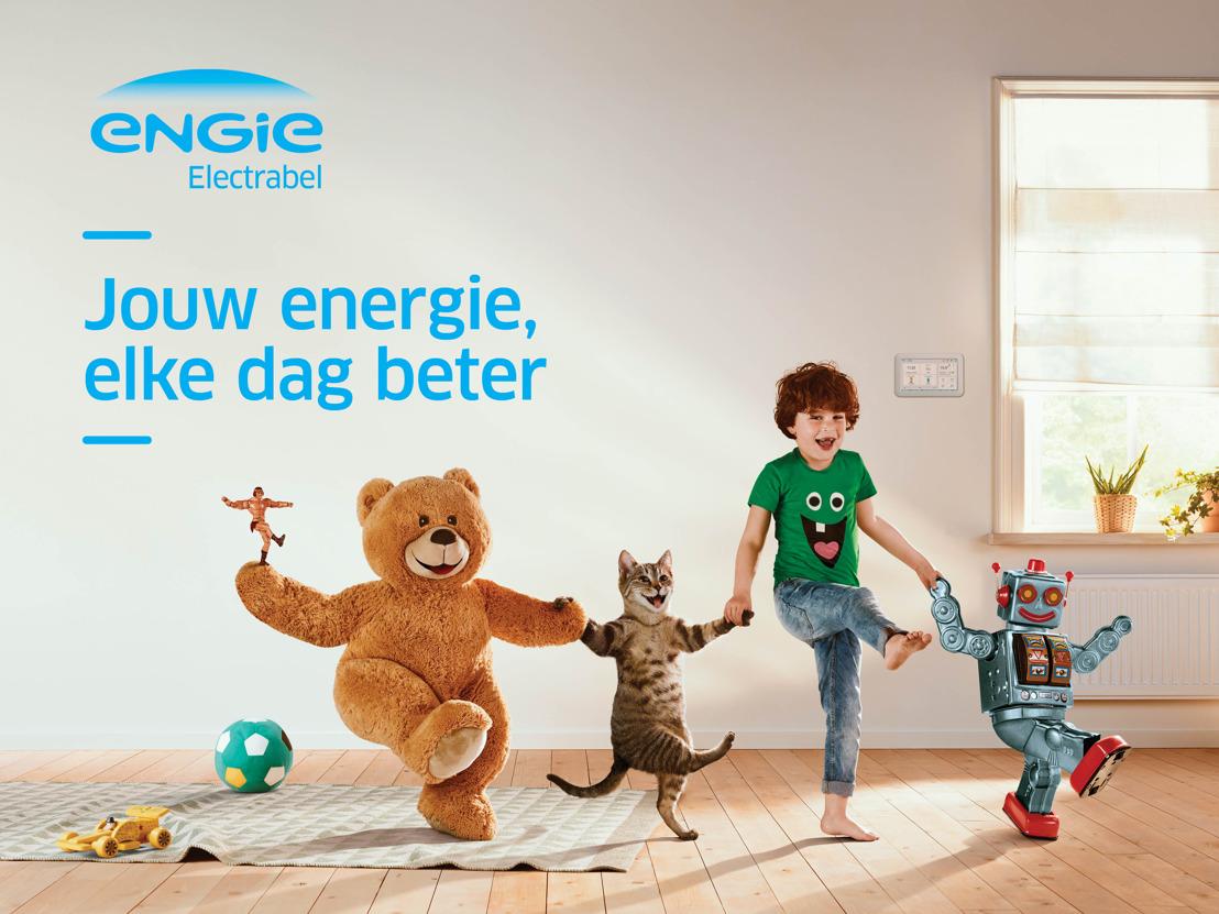 ENGIE Electrabel en FAMOUS gaan voor energie die beter wordt, dag na dag