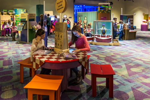Preview: Last chance for families to experience Healthyville at the Children's Museum of Atlanta