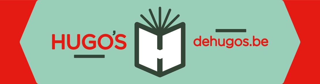 VRT lanceert gloednieuwe boekenprijs: De Hugo's