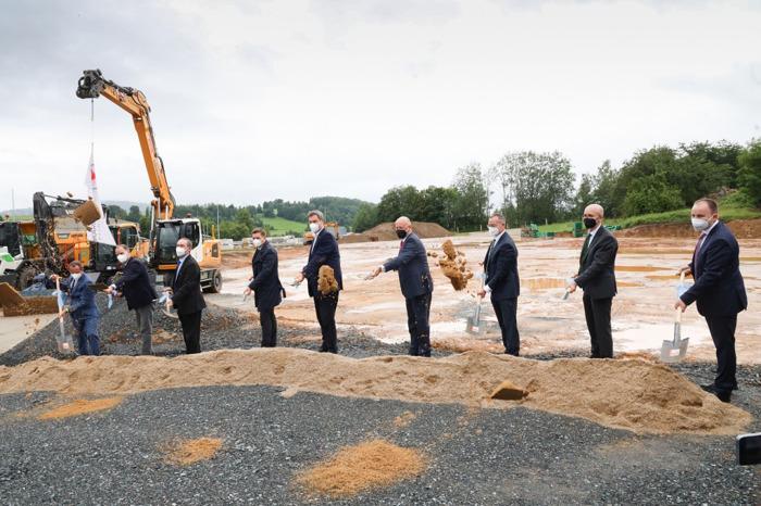 Siemens bouwt een van Duitslands grootste koolstofvrije waterstofcentrales in Wunsiedel