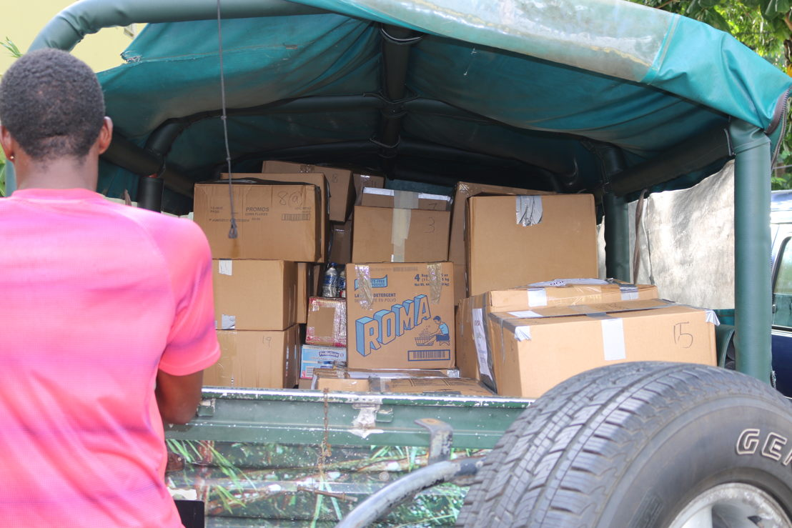 Emergency relief items raised by OECS Commission Staff