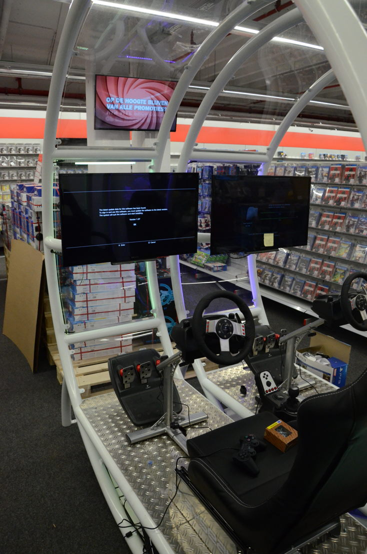 Gamingszone Media Markt Korenmarkt