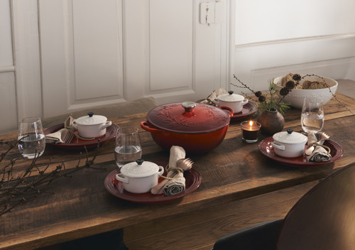 NIEUW: Le Creuset introduceert de Limited Edition: Holly Collection