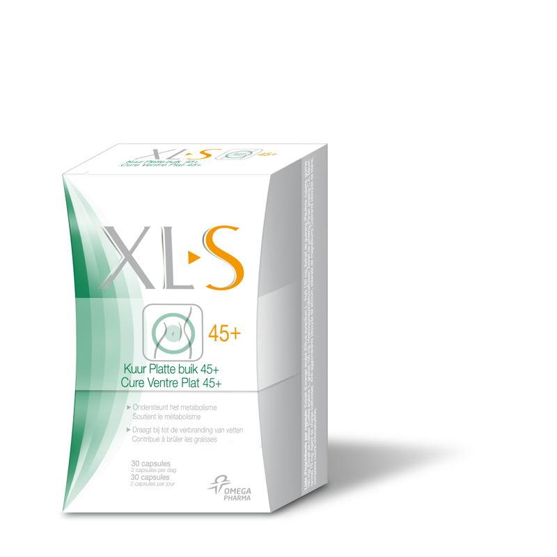 XL-S Cure Platte Buik +45