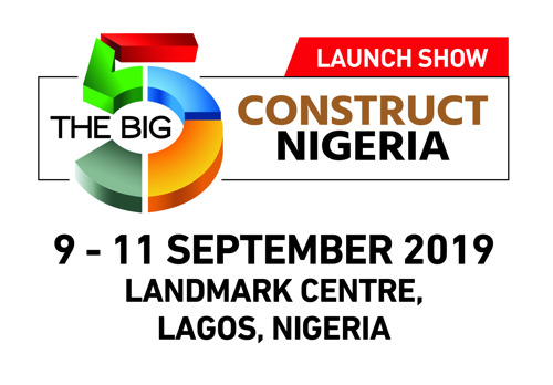 MAJOR BUILDING & CONSTRUCTION EVENT TO LAUNCH IN NIGERIA
