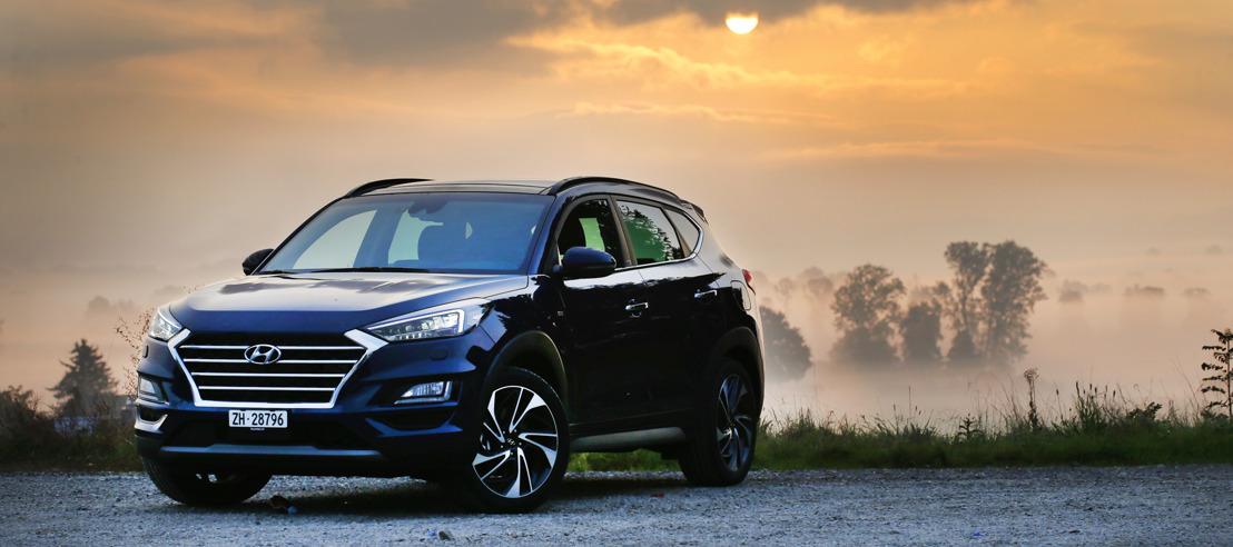 New Hyundai Tucson: massimo impegno, grandi risultati