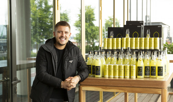 Preview: Lil Kleine investeert in limoncello-merk Fiorito