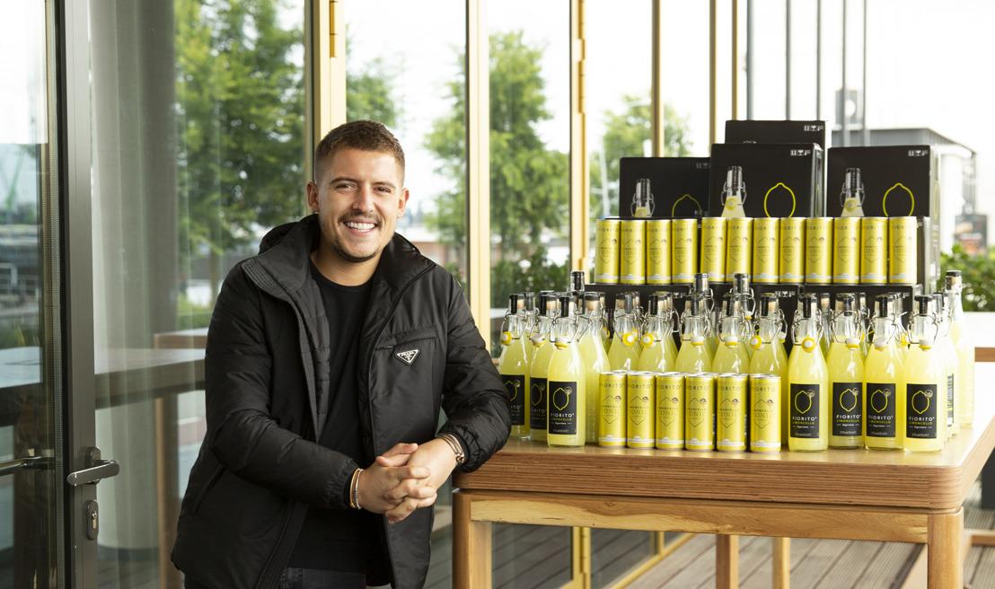 Lil Kleine investeert in limoncello-merk Fiorito