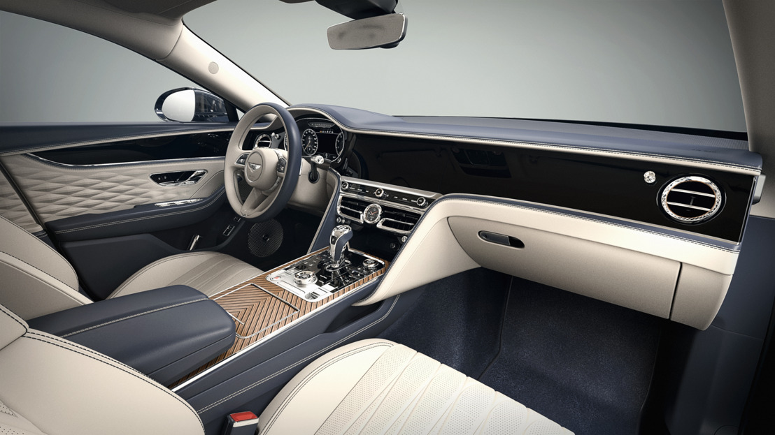 FLYING SPUR IN DETAIL: MAKING THE BEST CAR EVEN BETTER