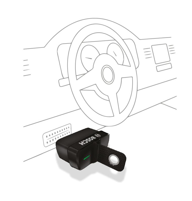 Bosch Car Service Connector Plug