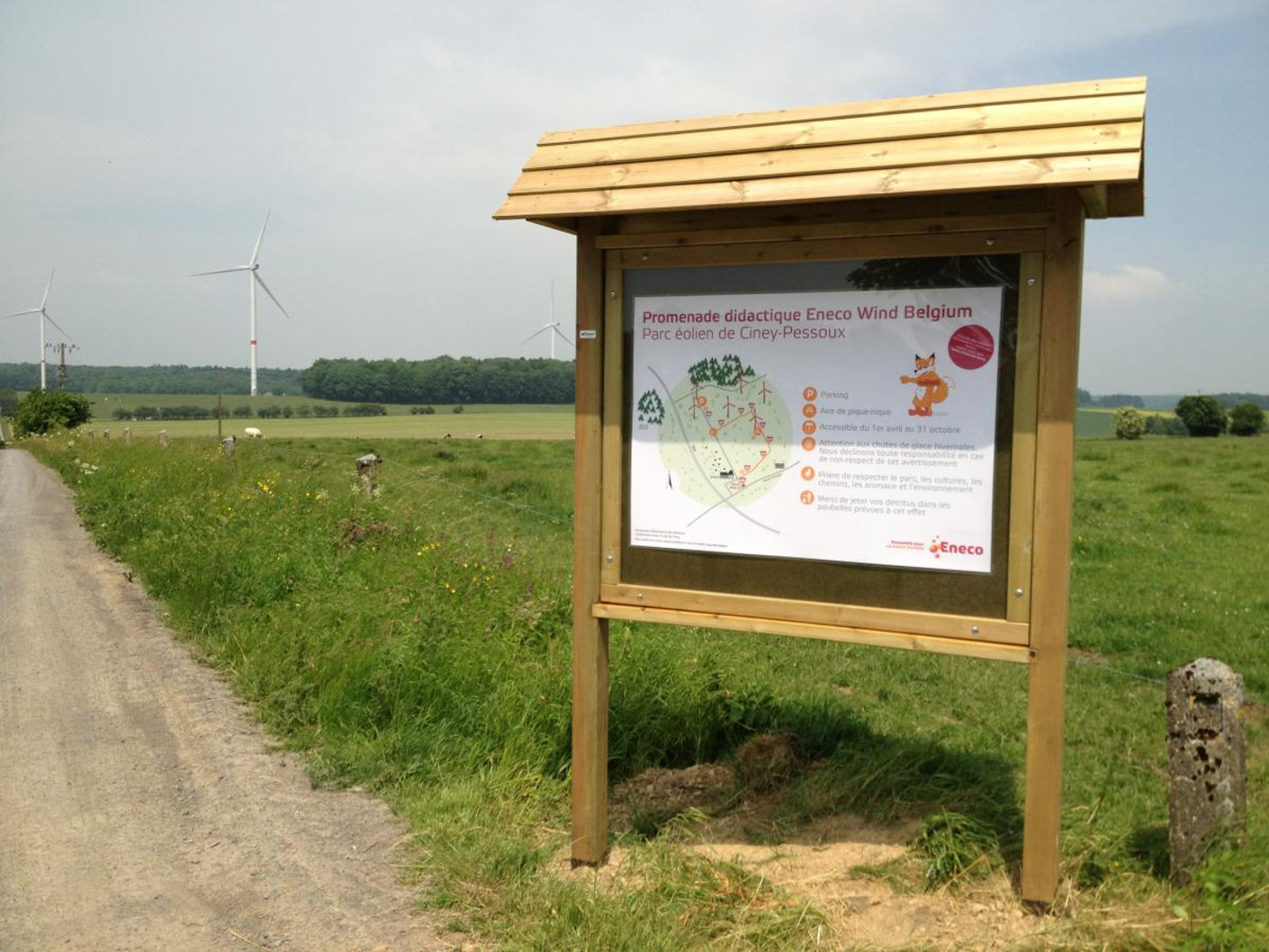 Eneco winnaar van Belgische Energie- en Milieuprijs voor zijn duurzame energieklassen
