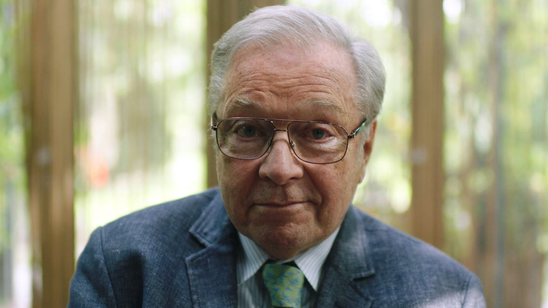 Krzysztof Zanussi - (c) Kris Van de Voorde