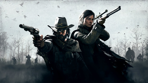 Hunt: Showdown out now on PlayStation® 4 and Microsoft Xbox®